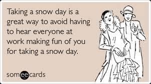 snow day tx