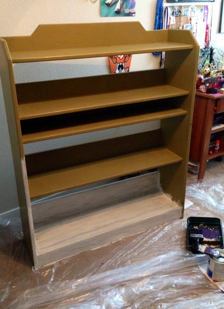 ty shelf before