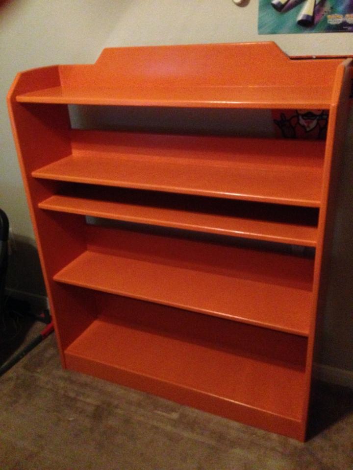 ty shelf