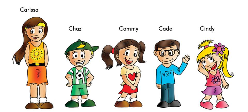 """Character Design For Children S Books : A great children s book """"find the cutes arl world"""