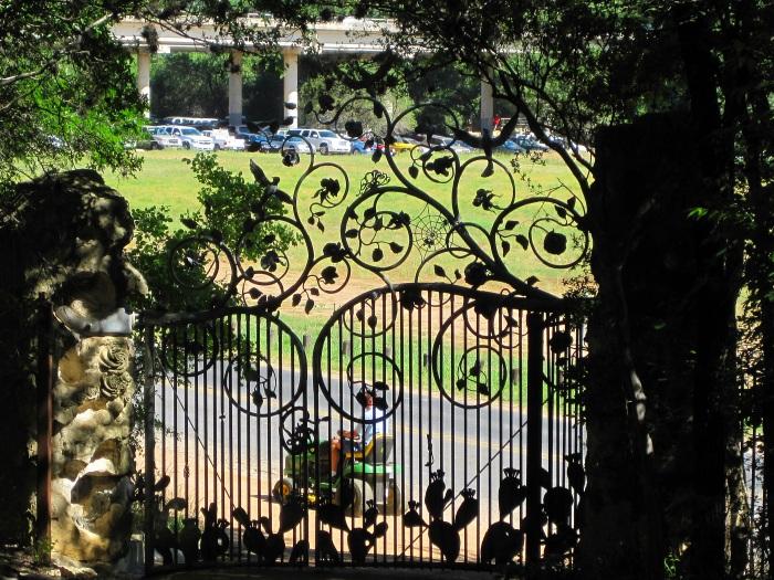 Zilker Park Gate