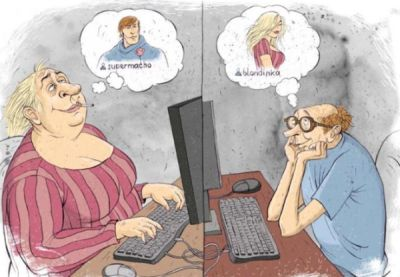 Internet dating gone bad