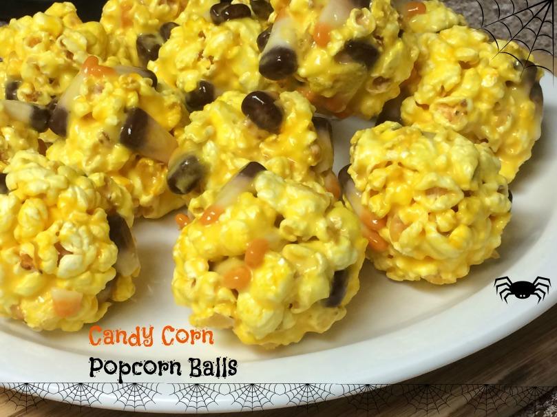 203.popcorn balls