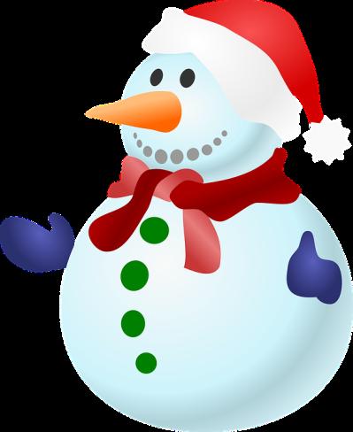 snowman-160884_960_720